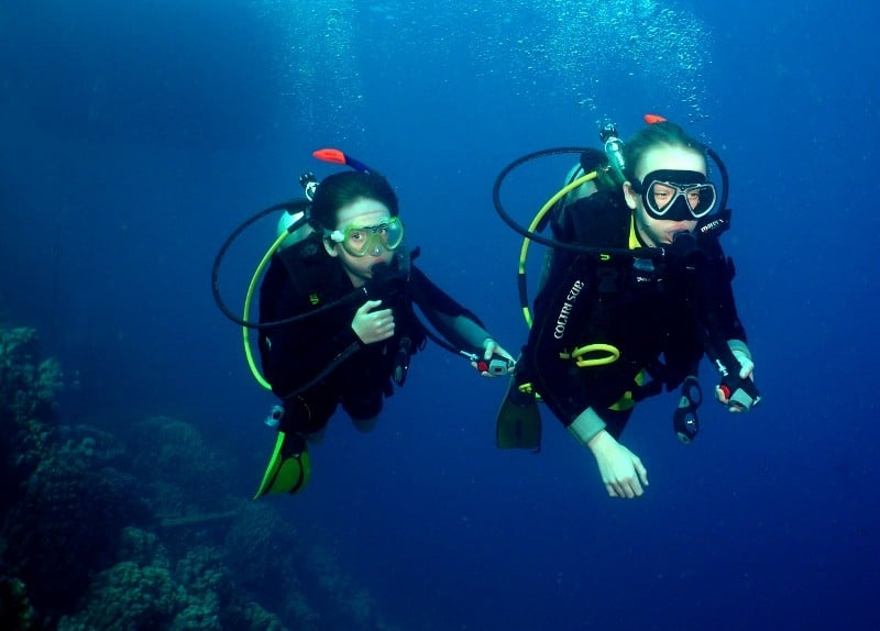 €45 – Introductory Dive